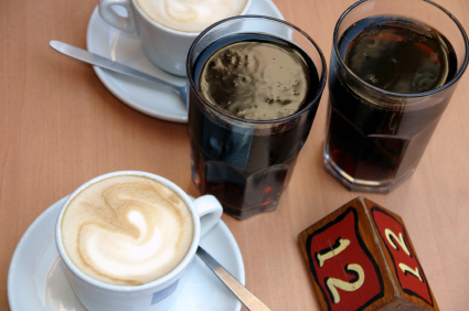 Koffie en fris